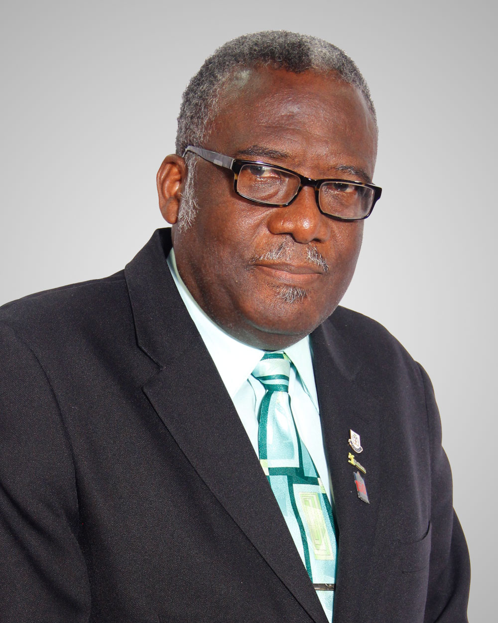 THE Hon. Bishop Conrad Pitkin, CD, Custos of St. James