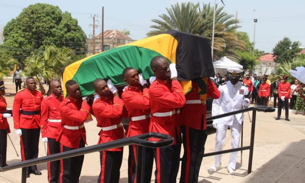 The Most Honorable Edward Seaga – State Funeral Highlights