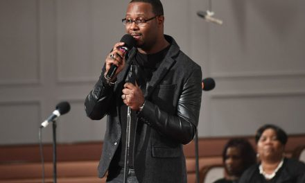 Gospel Singer Micah Stampley Mourns Death Of 15-Year-Old Daughter