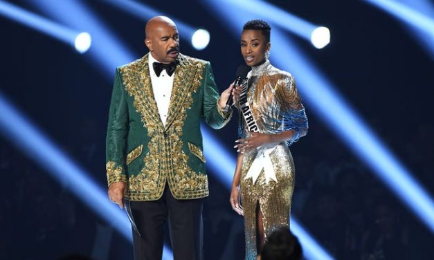 The new Miss Universe is Miss South Africa Zozibini Tunzi