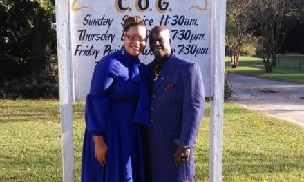 Alabama Pastor shot wife at church, killed himself after she preached powerful message, friends say