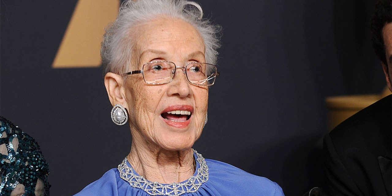 Katherine Johnson, groundbreaking NASA mathematician depicted in 'Hidden Figures,' dies at 101