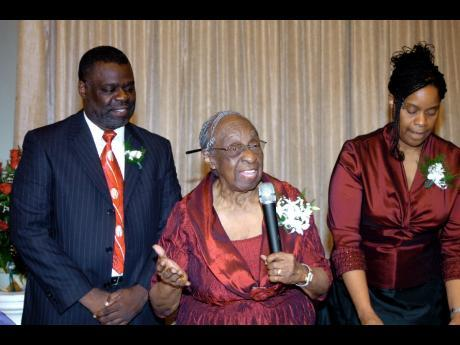 Former Custos of St Andrew & Board Chairman of LOVE 101, Rev Carmen Stewart, OD, has died