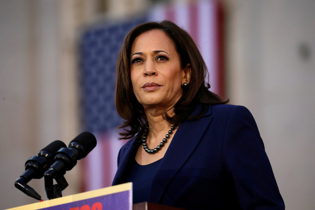 Biden Selects VP Running Mate With Jamaican Roots